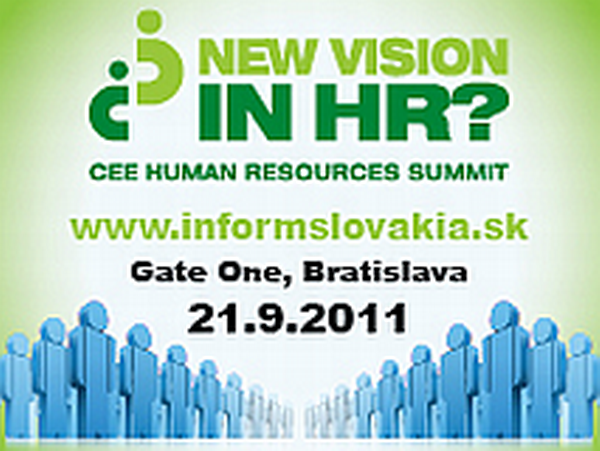 New Vision in Human Resources 2011