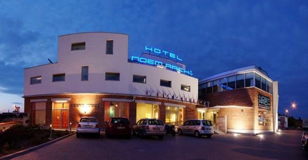 Design Hotel & Restaurant Noem Arch