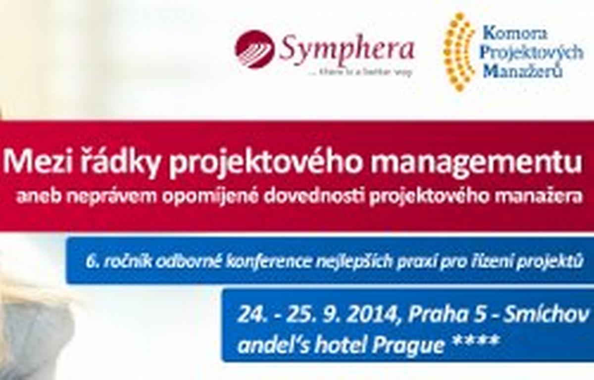 Konference Mezi řádky projektového managementu aneb neprávem opomíjené dovednosti projektového manažera