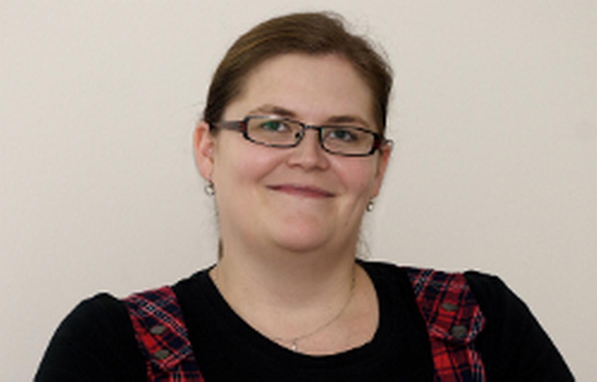 Veronika Doležalová, oddělení statistiky průmyslu ČSÚ
