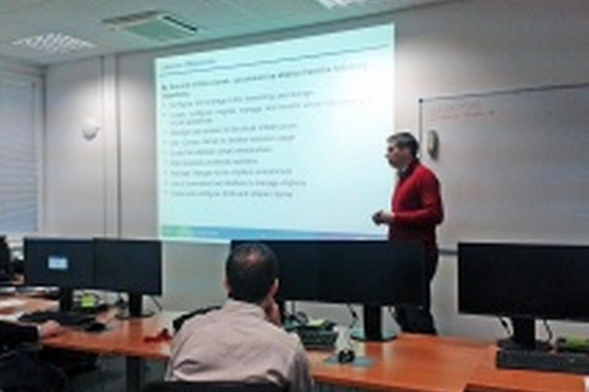 Petr Dostálek na kurzu VMware vSphere: Install, Configure, Manage