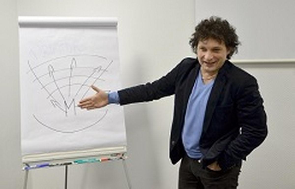 Miroslav Dvořák, kurz Rétoriky