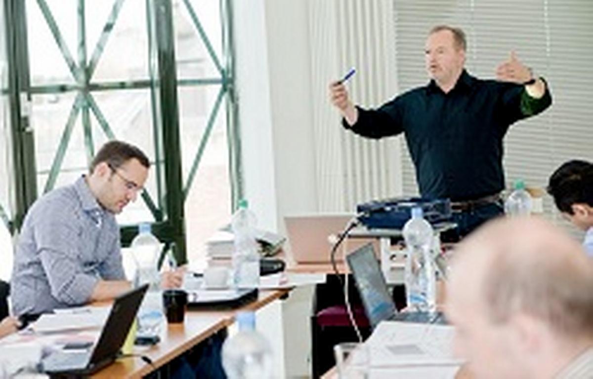 kurz programu MBA, IPFM