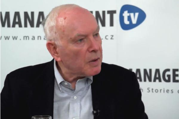 Robert Hogan on ManagementTV.cz