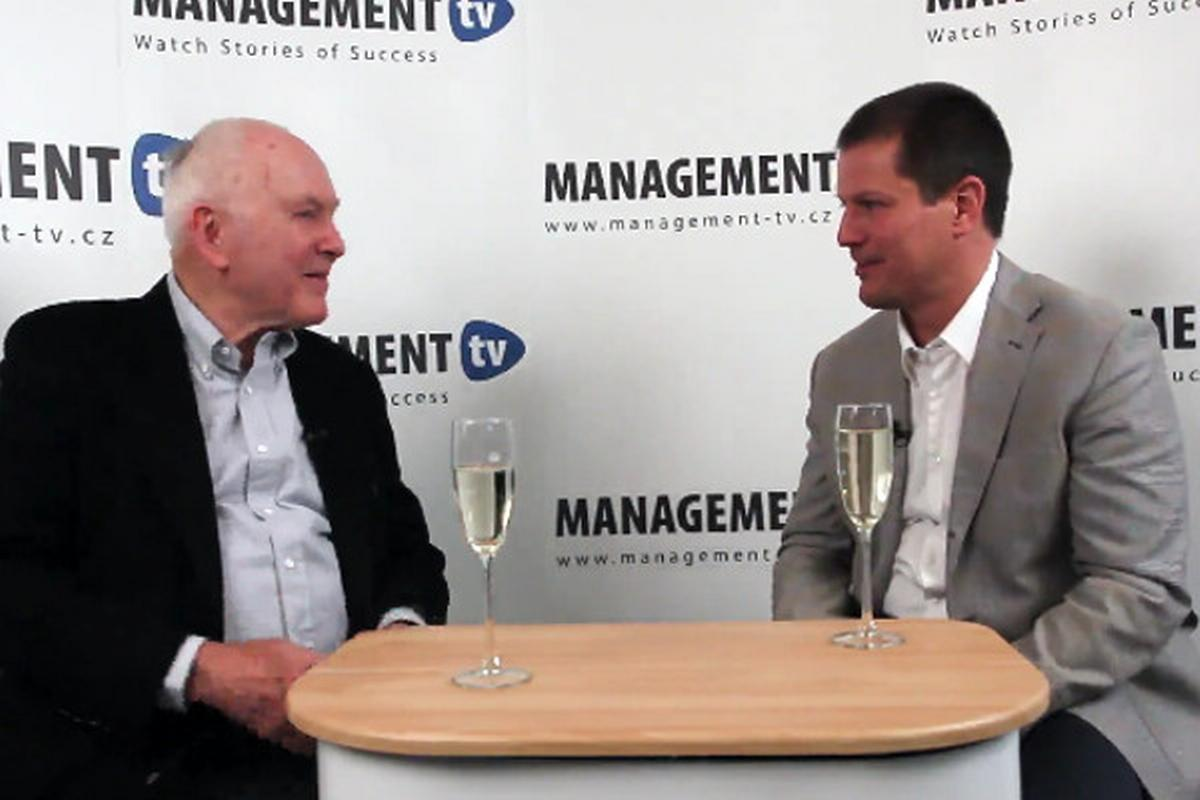 Robert Hogan and Michal Kankrlík on Management TV