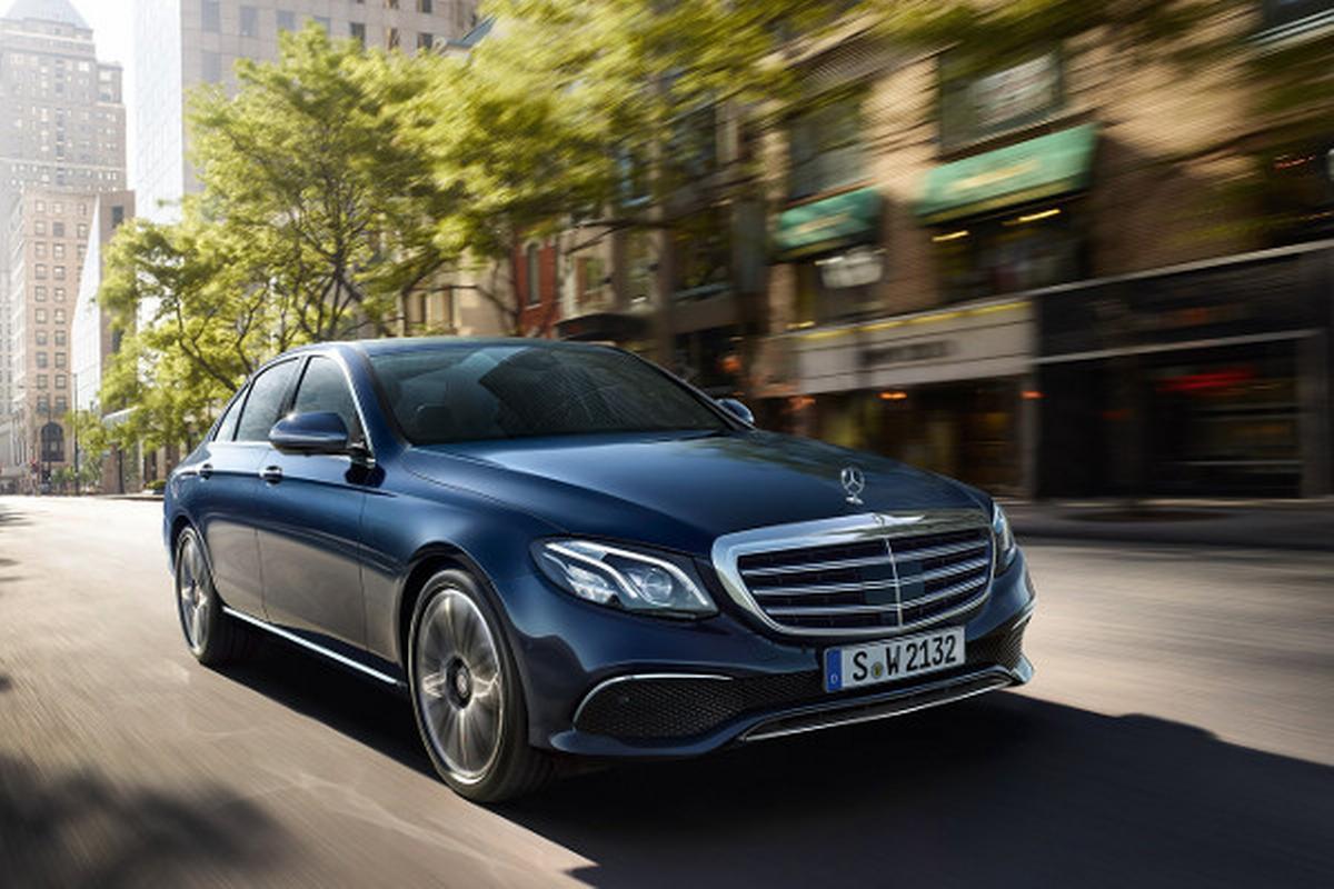 Mercedes třídy E