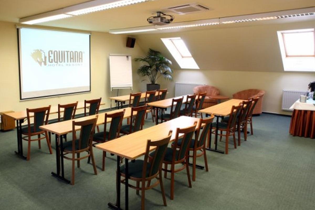 Konferenční prostory EQUITANA HOTEL RESORT