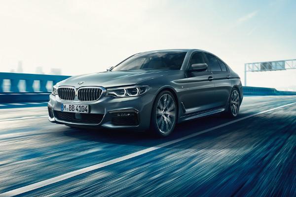BMW řady 5, Fotografie: www.bmw.cz