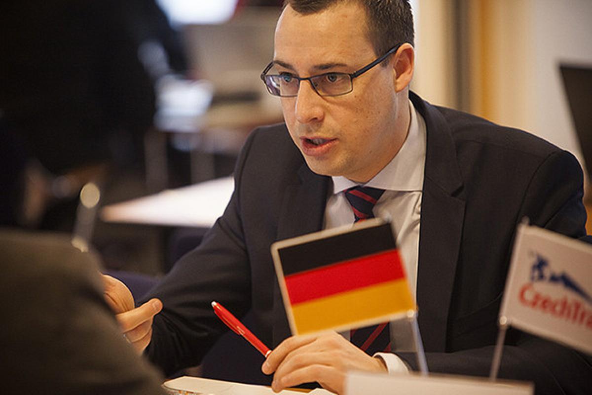 Adam Jareš, CzechTrade