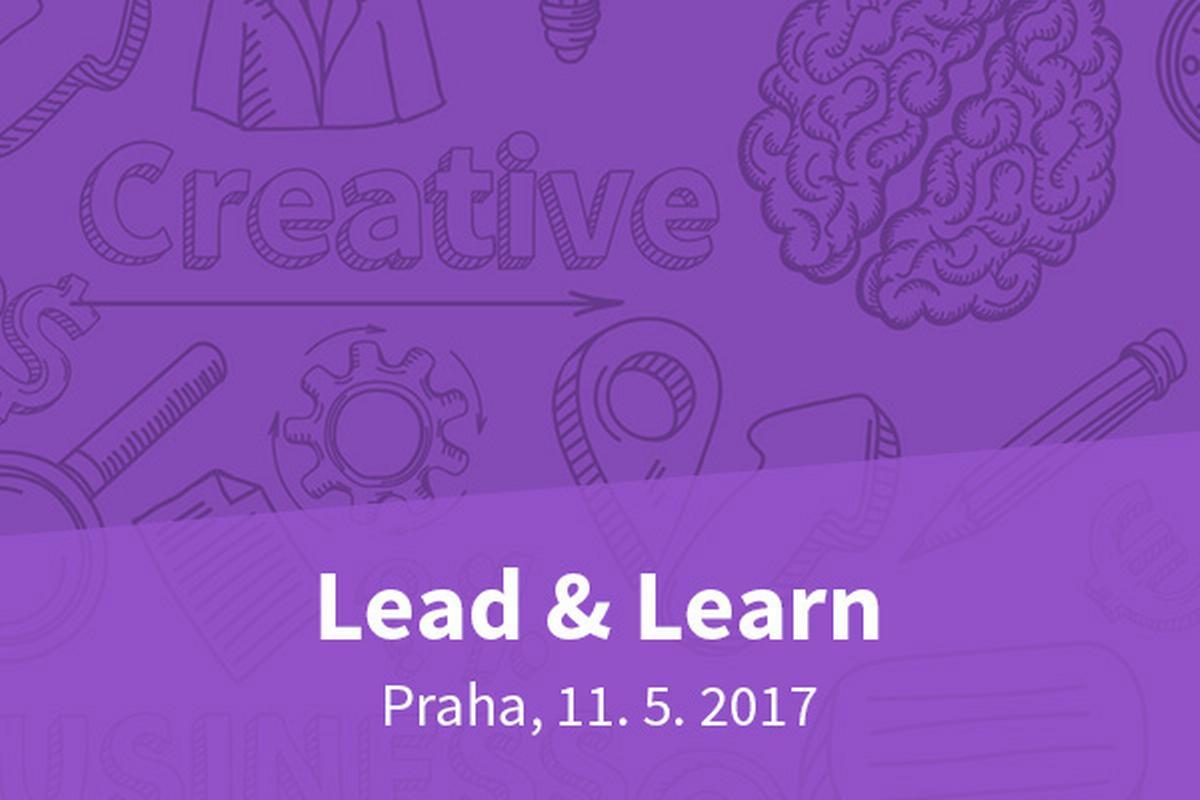 konference Lead & Learn 2017