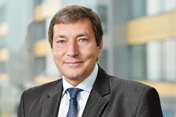 Tomáš Huner, Siemens Česká republika
