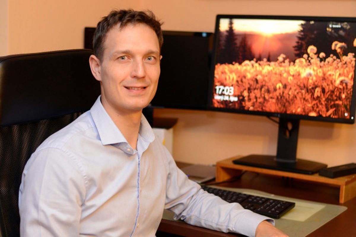 David Molin, Předseda představenstva Kovona System, a.s.