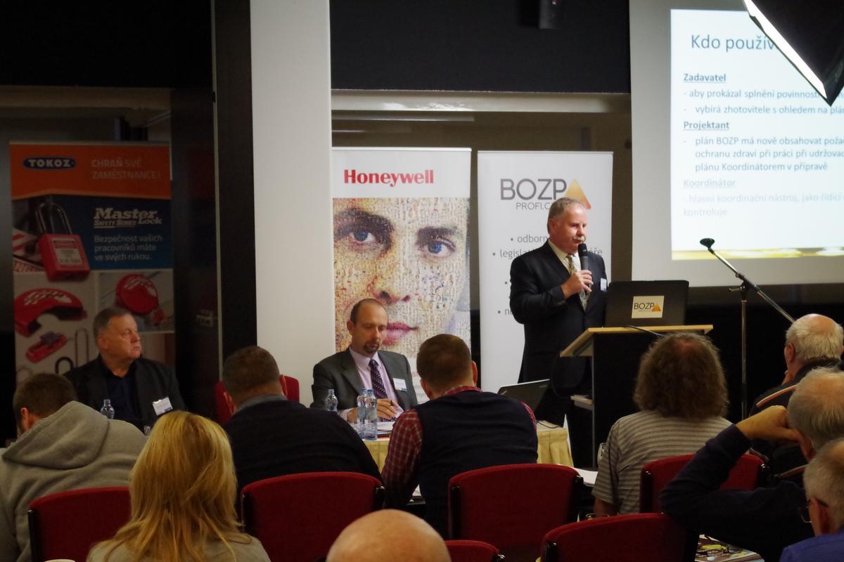 Konference BOZP 2017