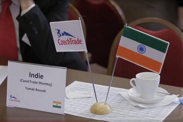 Zahraniční kanceláře CzechTrade v Indii