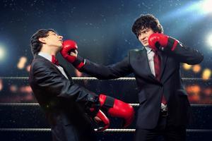 Jak evoluce formuje naše vyjednávání (2/2): Muž proti muži