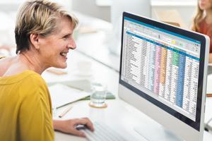 Tvorba maticových vzorců v Microsoft Excel