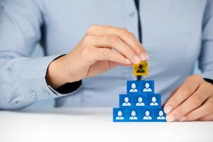 Struktura organizací: (1/2) Hierarchie je zastaralý koncept