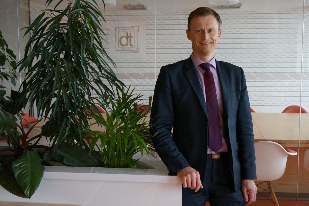Marek Smolka, DT - Výhybkárna a strojírna