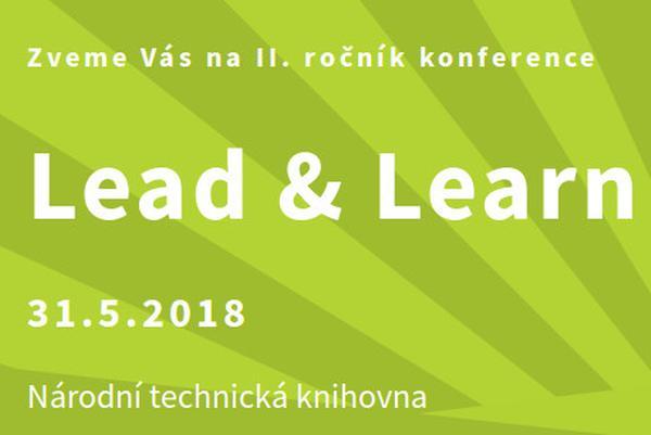 Konference Lead &Learn 2018