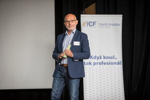 Mezinárodní týden koučování (ICW) 2018 - Koučink a korporace - VZP