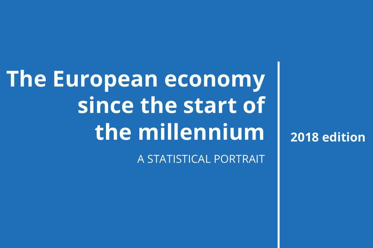 Eurostat: he European economy since the start of the millennium – a statistical portrait