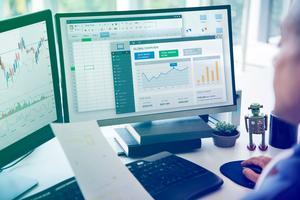 Použití automatických filtrů v seznamech v Microsoft Excel