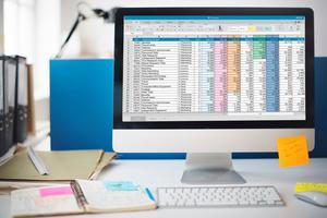 Práce s listy v Microsoft Excel
