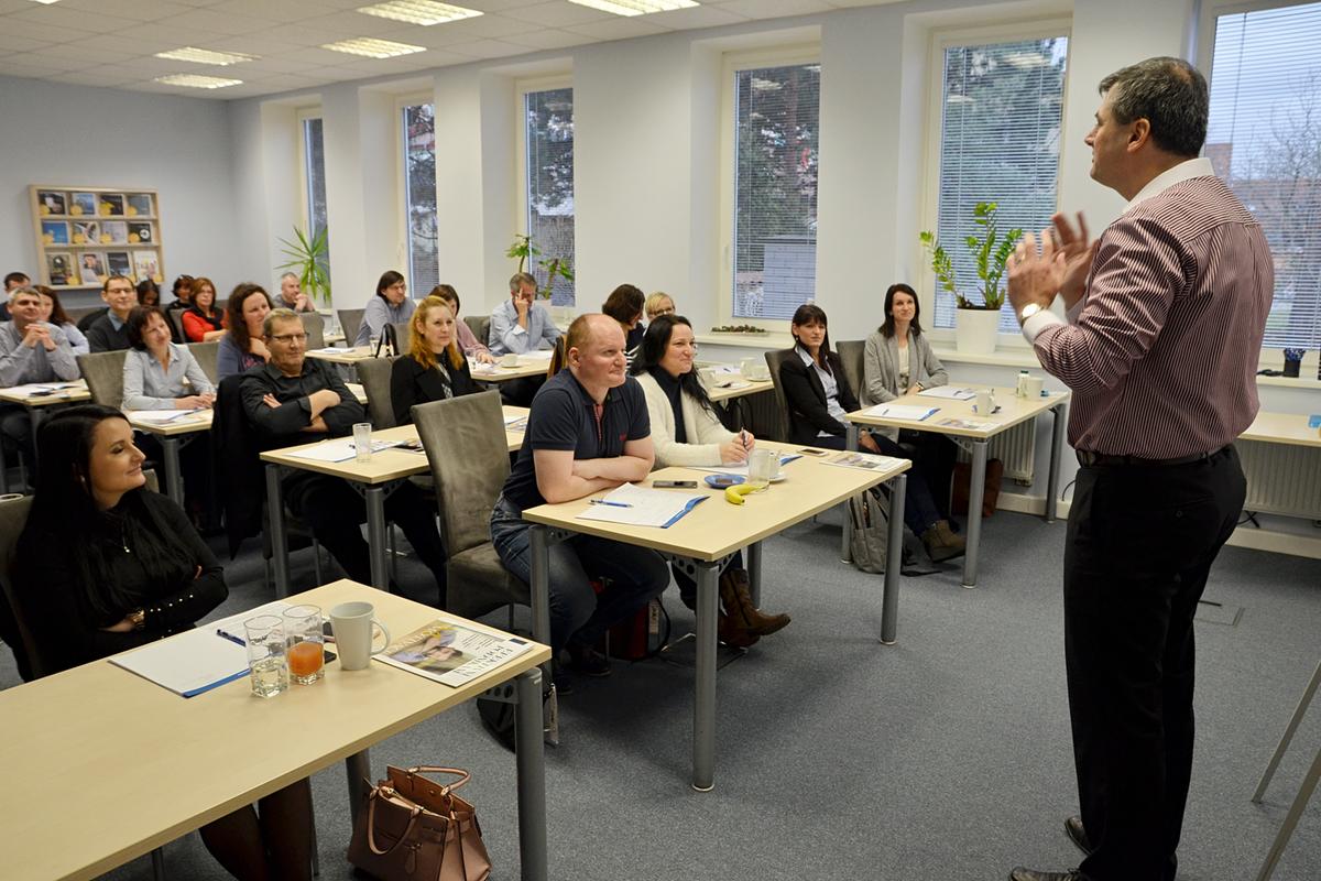 Jak zvládat stres? Pavel Ranc - Business Success