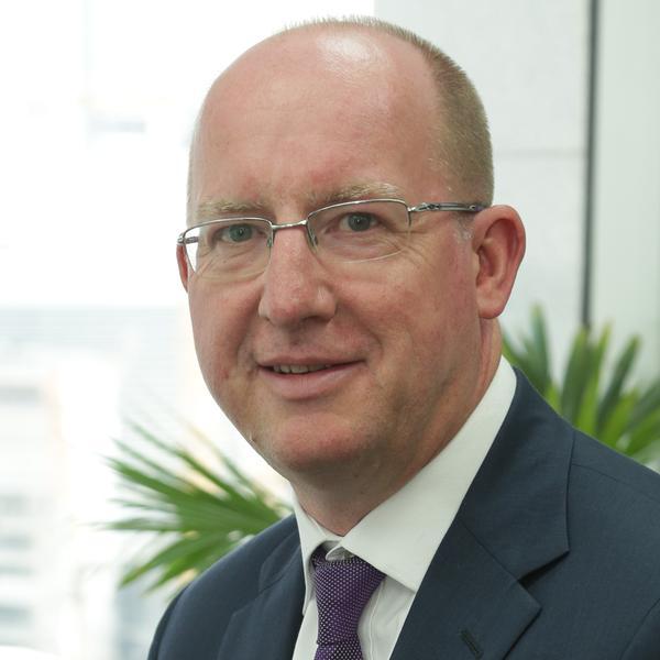 John Wilkinson, EY