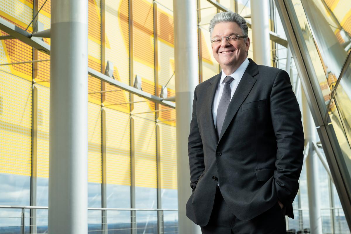 John Pearson, generální ředitel DHL Express