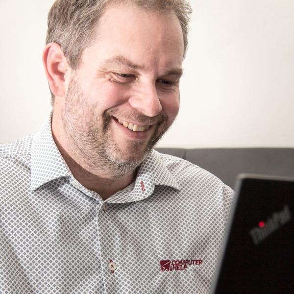 Jan Pavel, Computer Help