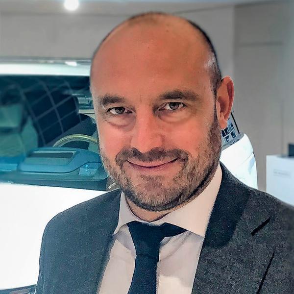 Felix Wannemacher - Jaguar Land Rover AT & CZ
