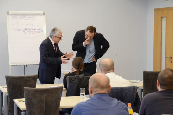 Seminář Business Success: Jak zvýšit prodej